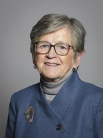Official portrait of Baroness Armstrong of Hill Top crop 2, 2019.jpg