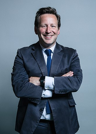 Wantage - Ed Vaizey, MP for Wantage since 2005