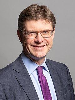 Greg Clark British Conservative politician