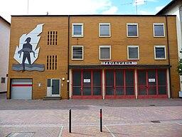 Oftersheim Feuerwehrhaus