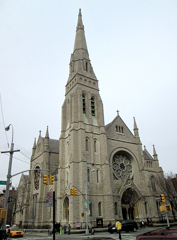 Churches In Brooklyn