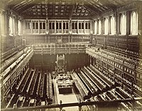Old House of Commons chamber, F. G. O. Stuart.jpg