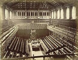 Organizzazione Interna Della Camera : Camera dei comuni regno unito wikipedia