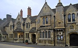 Old Post Office Thorney Cambs.JPG