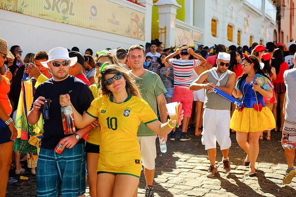Olinda Carnival - Olinda, Pernambuco, Brazil(6)