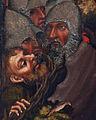 Oltář třeboňský, Kristus na hoře Olivetské (detail II).jpg