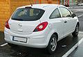 Opel Corsa D (seit 2006) rear MJ.JPG