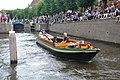 Open rondvaartboot STILLE KRACHT uit 1917 bij de erfgoed manifestatie 2017 van de LVBHB in Hasselt (09).JPG