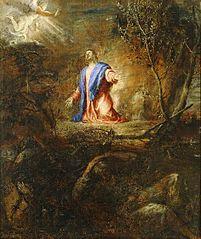 Christ on Mount Olive