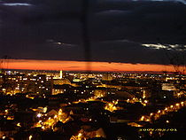Oradea Night from Ciuperca Hill.jpg