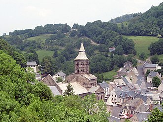Orcival - Image: Orcival JPG03
