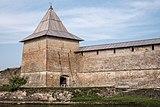 Oreshek Fortress Gosudareva Tower.jpg