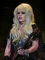 Orianthi Alice Cooper's Halloween Night of Fear 2011.jpg