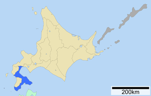 Oshima Subprefecture - Image: Oshima Subprefecture