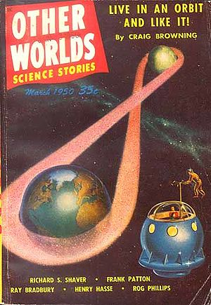 Malcolm Smith (artist) - Image: Other worlds science stories 195003