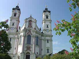 Ottobeuren Basilika Fassade