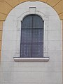 Our Lady church, window, 2017 Soroksár.jpg
