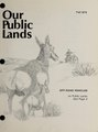 Our public lands - Vol. 29, No. 4, Fall 1979 (IA ourpubliclandsvo00bure 9).pdf