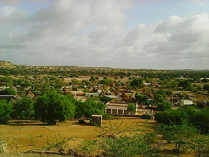 This is a picture of village Kertee.