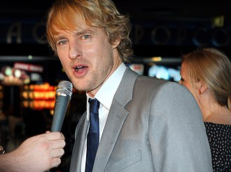 Owen Wilson - Wilson at the Hall Pass red carpet, 2011