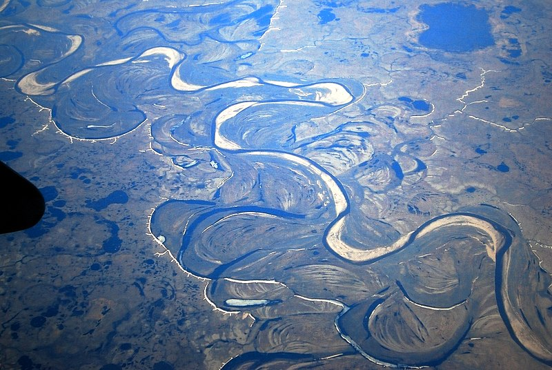 File:Oxbow lake,Yamal Peninsula,Russia.JPG