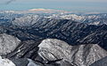 Ozu three Mountains and Mount Haku.JPG