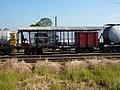 Pátio da Estação Ferroviária de Itu - Variante Boa Vista-Guaianã km 202 - panoramio (43).jpg