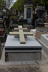 English: Tomb of French Resistance members