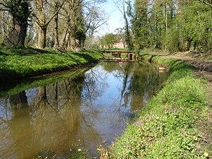 Regge (river) - Image: P4040381Boven Regge bij Kartelaarsdijk