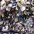 Padlocks on the Bridge of Love in Vrnjačka banja, Serbia.jpg