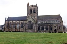 Photo of Paisley Abbey