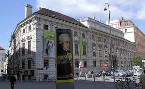 Joseph Emanuel Fischer von Erlach -  Lobkowitz Palace in Vienna