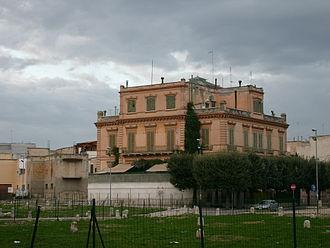 Cerignola - Pavoncelli Palace.