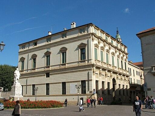 Palazzo Thiene Bonin Longare Vicenza centro storico