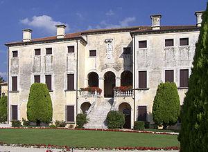 Villa Godi - Andrea Palladio's first commission, Villa Godi