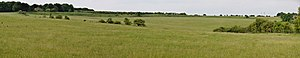 Durrington Walls - Image: Panorama Durrington Walls 3