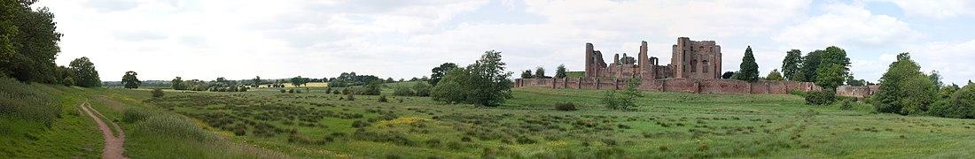 Kenilworth Castle - Wikipedia