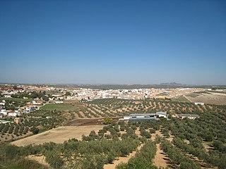 Касариче,  Андалусия, Испания