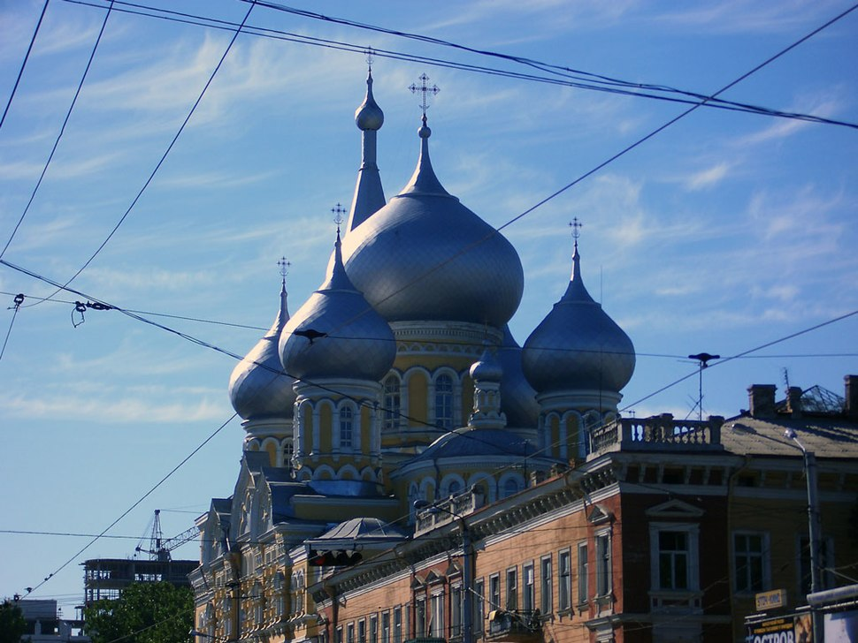 Pantelejmonowski Kirche Odessa