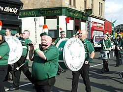 Parade on Gallowgate (geograph 4239530).jpg