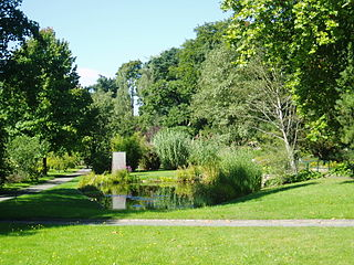 Botanical Garden, Potsdam botanical garden in Potsdam, Germany