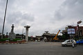 Parama-Park Circus Flyover Under Construction - Parama Island - Kolkata 2012-07-31 0536.JPG