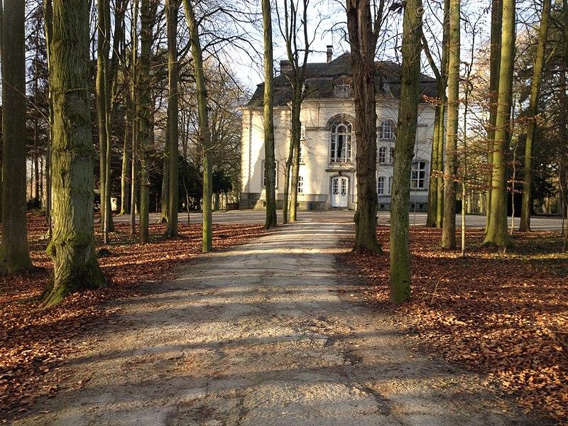 Chateau du parc Allard- Braine l'Alleud