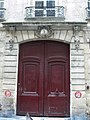 Paris - 13 rue Tiquetonne - porte.jpg