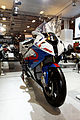 Paris - Salon de la moto 2011 - BMW - S1000 RR Team BMW Motorrad France - 005.jpg