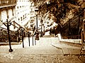 Paris - Stairs in Montmartre - panoramio.jpg