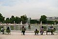 Paris 75001 Jardin des Tuileries - Grand bassin rond fontaine 01a.jpg