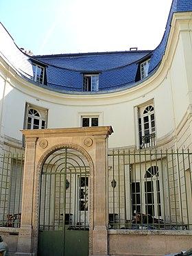 H tel de mademoiselle duchesnois wikip dia - Mademoiselle a paris ...
