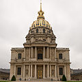 Paris Hôtel National des Invalides that contains the tomb of Napoleon I.jpg