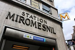 Miromesnil (Métro Paris)